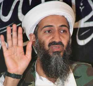 Osama Bin Laden Dead-Body Identified