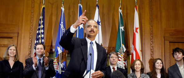 Attorney Gen. Eric Holder Says Crack Cocaine 'Fair Sentencing Act' Should Be Retroactive