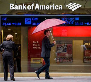 Bank Of America Plans To Cut 30,000 Jobs