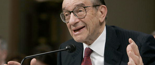(VIDEO) Greenspan FINALLY Acknowledges Existence Of Fraud, Says Fed Can't Handle CFPA