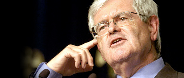 "Newt Gingrich: Obama Like a ""Teenager with a Credit Card"""