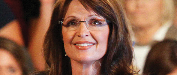 Sarah Palin's Boston Tea Party Speech: Obama Agenda 'Un-American'