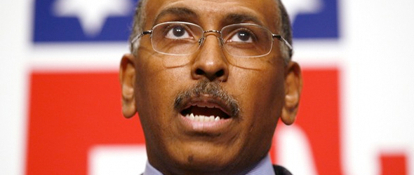 Michael Steele Says Afghanistan Was 'War Of Obama's Choosing,' Not Something The U.S. 'Wanted To Engage In' (VIDEO)