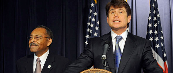 blagojevich retrial. Rod Blagojevich was found