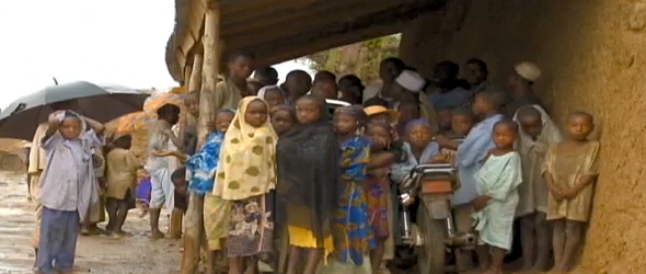 Lead Poisoning Outbreak in Remote Nigerian Village (VIDEO)