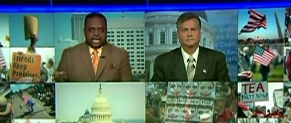 Racists in the Ranks of the Tea Party? (VIDEO)
