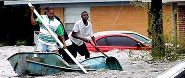Washington Watch: Five Years After Katrina