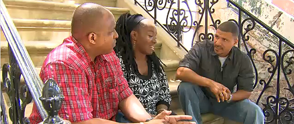 Harlem Parents Face School 'Lottery' (VIDEO)