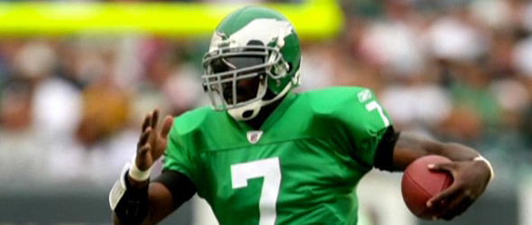 Eagles, Vick Reach 6-Year Deal Worth $100 Million (VIDEO)