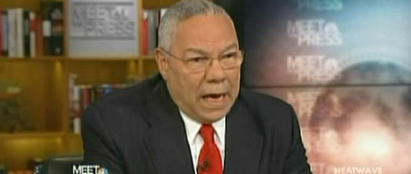 Gen. Collin Powell Has Some Advice For President Obama (VIDEO)