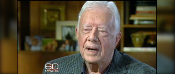 Jimmy Carter Slams Ted Kennedy On Health Care (VIDEO)
