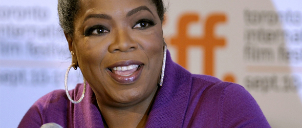 Oprah Tops List Of Candidates To Host Oscars