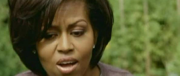 FLOTUS Looks To End Childhood Obesity In A Generation (VIDEO)