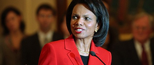 "Condoleezza Rice Blasts Cheney's ""Attack On My Integrity"" (VIDEO)"