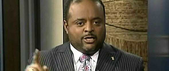 Roland Martin Calls Out Sen. Tom Coburn of Oklahoma (VIDEO)