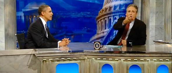 President Obama On The Daily Show: A Lot Has Been Accomplished
