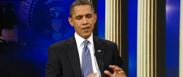 President Obama On The Daily Show: Health Care Bill Is Not Timid