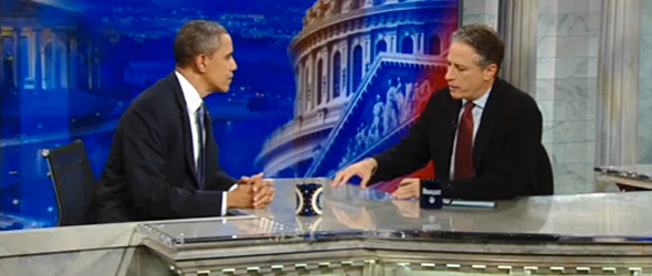 President Obama On The Daily Show: Reducing The Power Of Special Interests