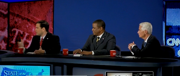 Shots Fired: Florida Senate Debate Fireworks (VIDEO)
