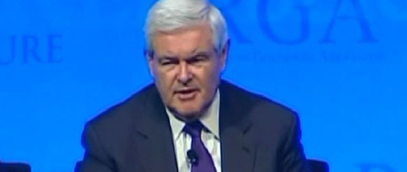 Newt Gingrich: Every GOP Presidential Candidate Will Run On Health Care Repeal