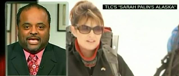 Roland Martin: Sarah Palin Is The Kim Kardashian Of Politics (VIDEO)