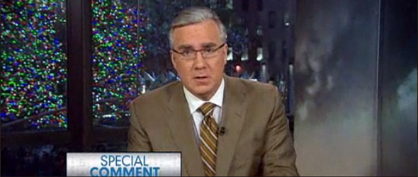 Keith Olbermann: President Obama Turned His Back On His Base (VIDEO)