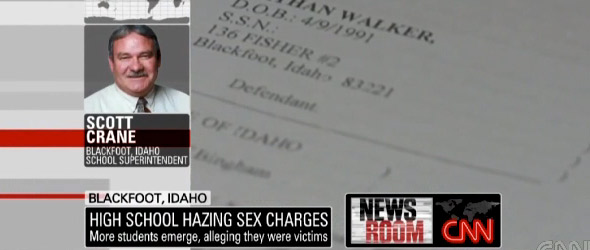 Idaho High School Hazing Scandal Erupts (VIDEO)