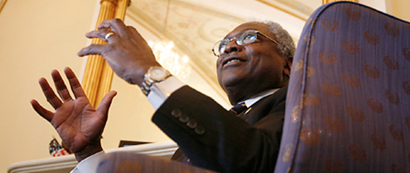 James Clyburn Urges President Obama To Invoke 14th Amendment As Debt Ceiling Deadline Nears