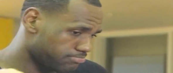Is LeBron Ready For Return To Cleveland? (VIDEO)
