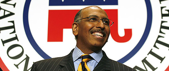 Michael Steele Admits Stumbles, Announces re-Election Bid