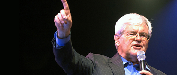 Gingrich Calls For Shake-Up At The RNC