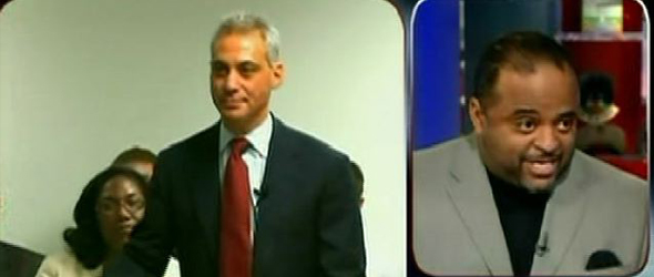 Rahm Emanuel Testifies Before Chicago Election Board (VIDEO)