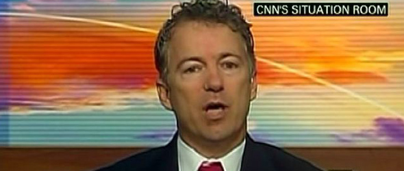 Rand Paul&#8217;s Concern Over Increasing Deficit After The Tax Deal Was Announced (VIDEO)