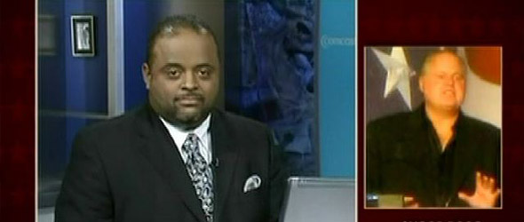 Roland Martin Calls Rush Limbaugh Out (VIDEO)