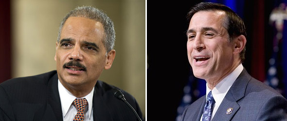 Attorney General Eric Holder Under Fire (VIDEO)