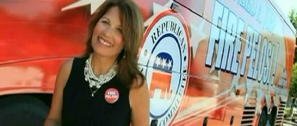 Betting On A Michele Bachmann Presidential Run (VIDEO)