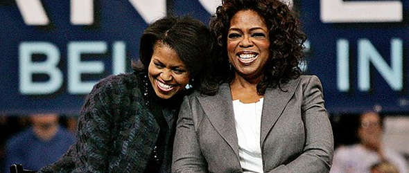 Michelle Obama Going On Oprah Winfrey Show
