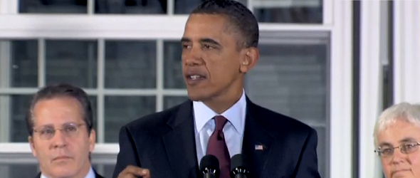 President Obama Urges Business Owners To Make Investments Now (VIDEO)