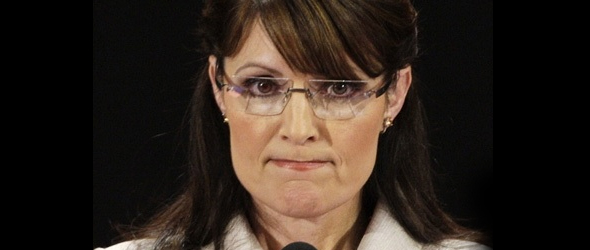 Sarah Palin, Twitter And DADT (VIDEO)
