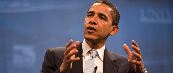 President Obama Argues With GOP Governor Over Unions
