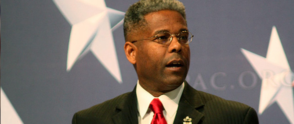 CPAC Taps Allen West For Top Speaking Spot