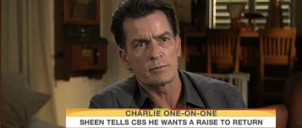 Charlie Sheen: 'You Can't Process Me With A Normal Brain' (VIDEO)