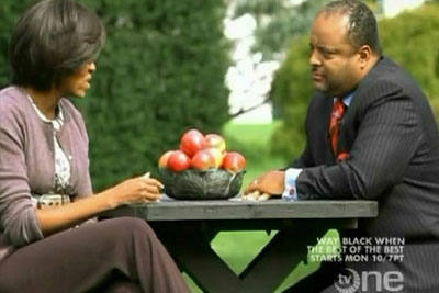FLOTUS 2010 Recap: Michelle Obama Launches Let's Move!, Healthy Eating Initiatives
