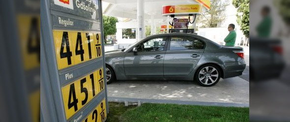 Gas Prices Spike 6 Cents Overnight