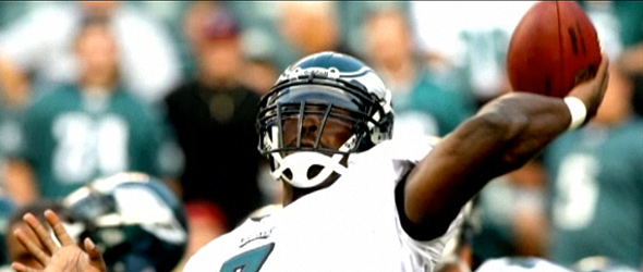 Eagles Put Franchise Tag On Michael Vick (VIDEO)