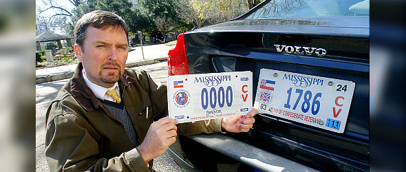 Miss. License Plate Proposed To Honor KKK Leader