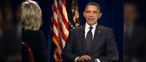 President Obama On Moammar Gadhafi': 'The Noose Is Tightening'