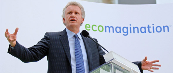 Liberals Want G.E. CEO Jeff Immelt Out Of Obama Administration
