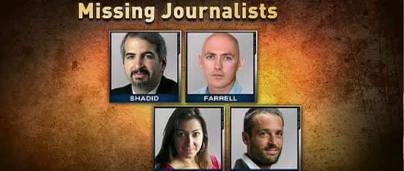 4 New York Times Journalists Released In Libya