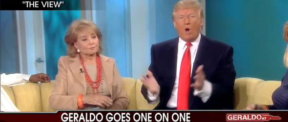 "Donald Trump Keeps Pushing ""Birther"" Claims (VIDEO)"